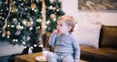 nino comiendo navidad alergia alimentaria