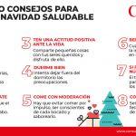 8 consejos para una Navidad saludable