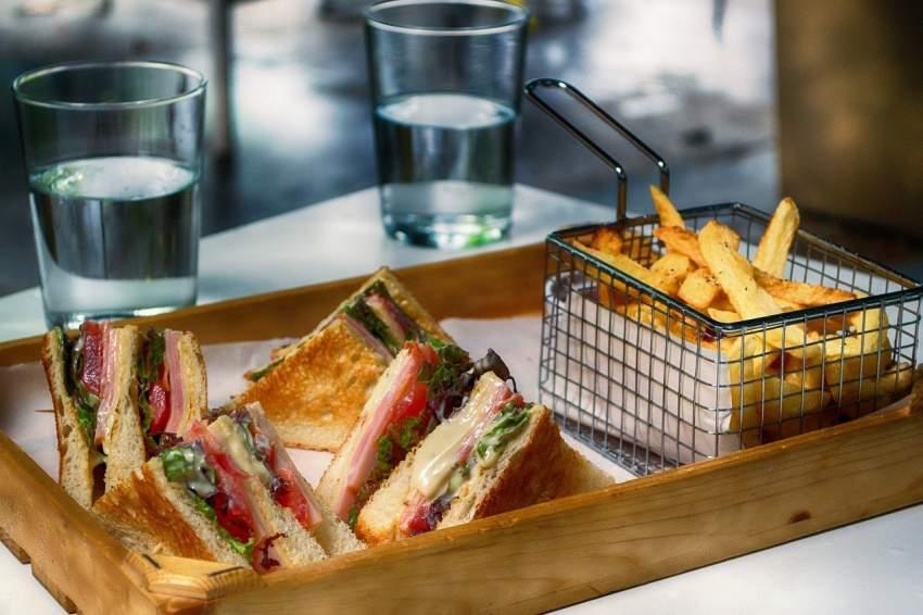 sandwich ultraprocesado