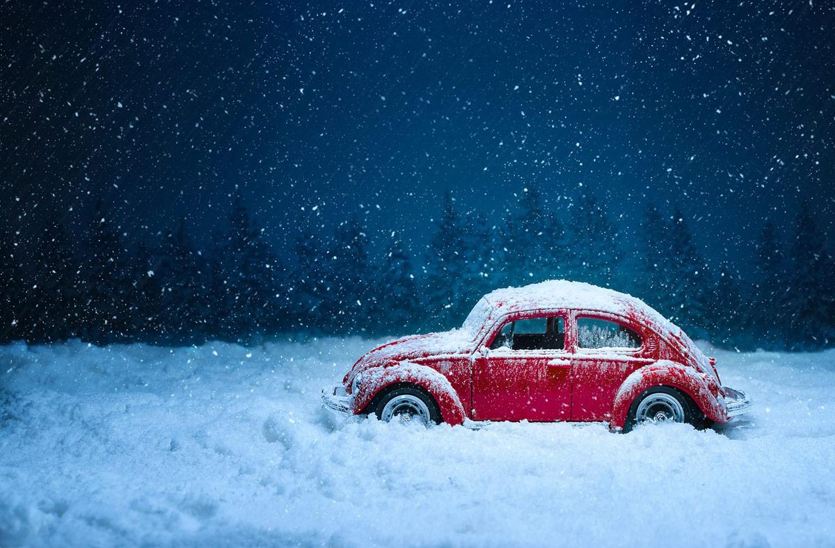 consejos conducir nieve hielo