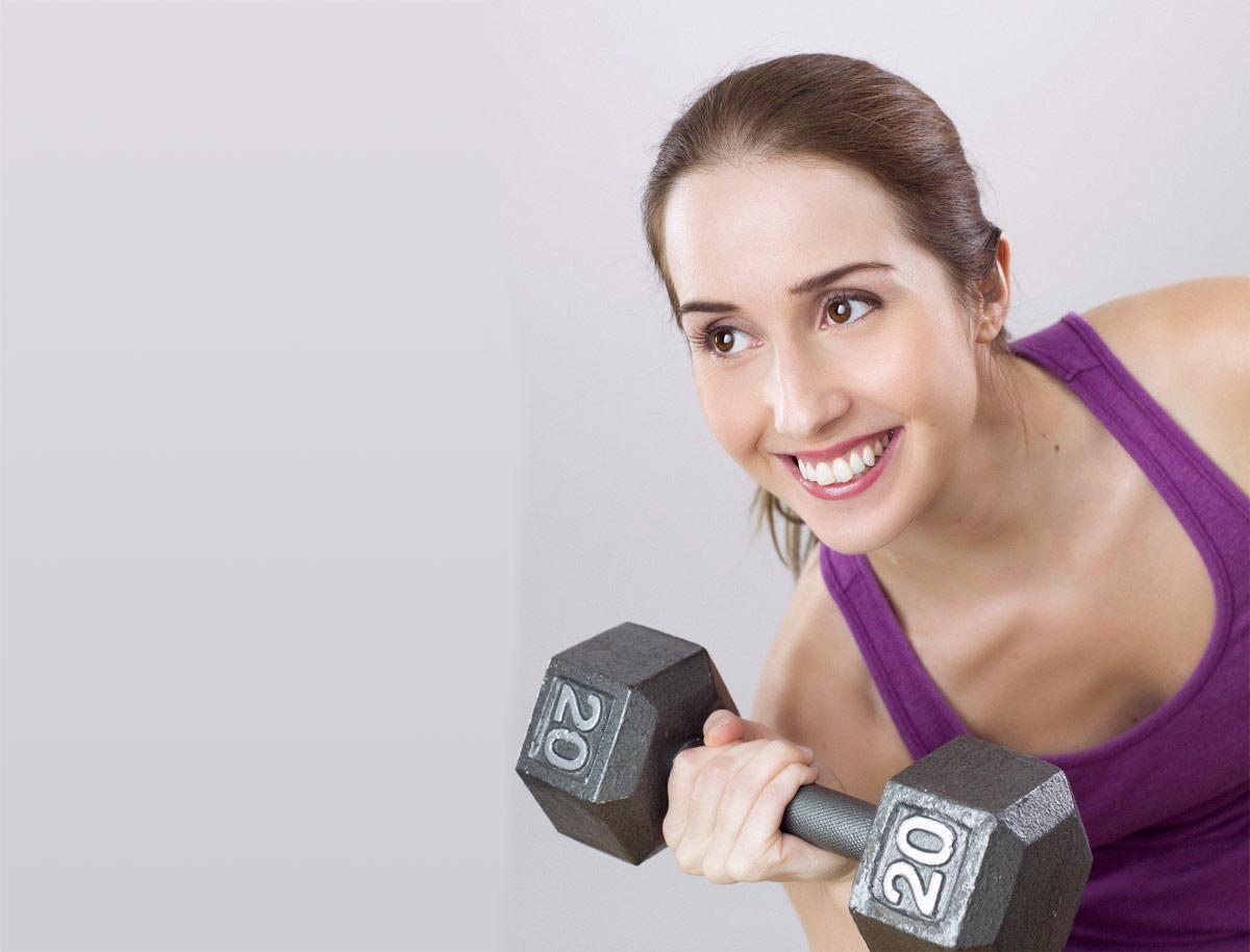 salud dental ejercicio