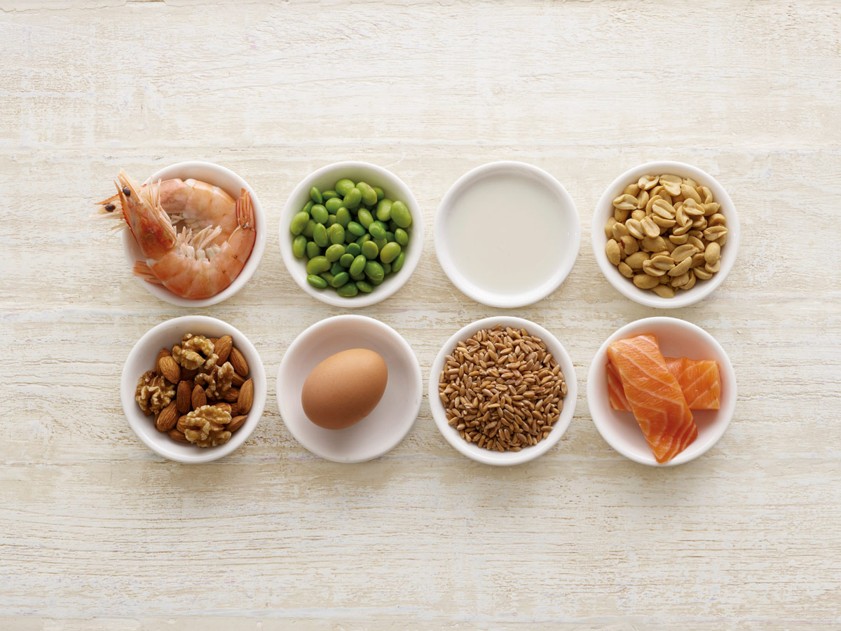 alergias alimentarias causas