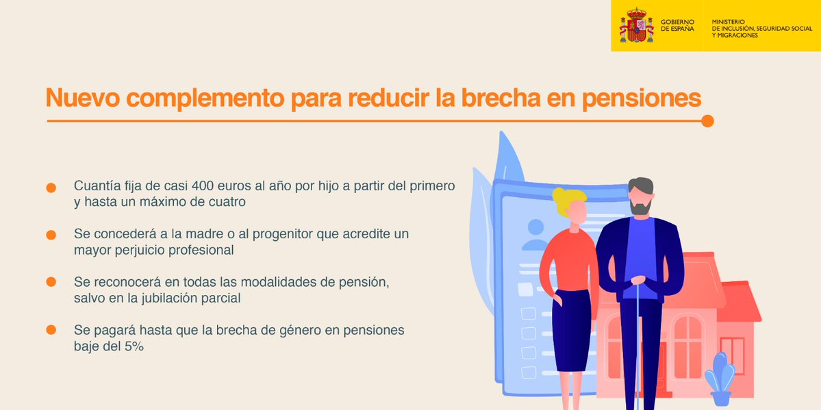 complemento pensiones mujeres