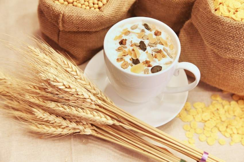 cereales pan dieta mediterranea