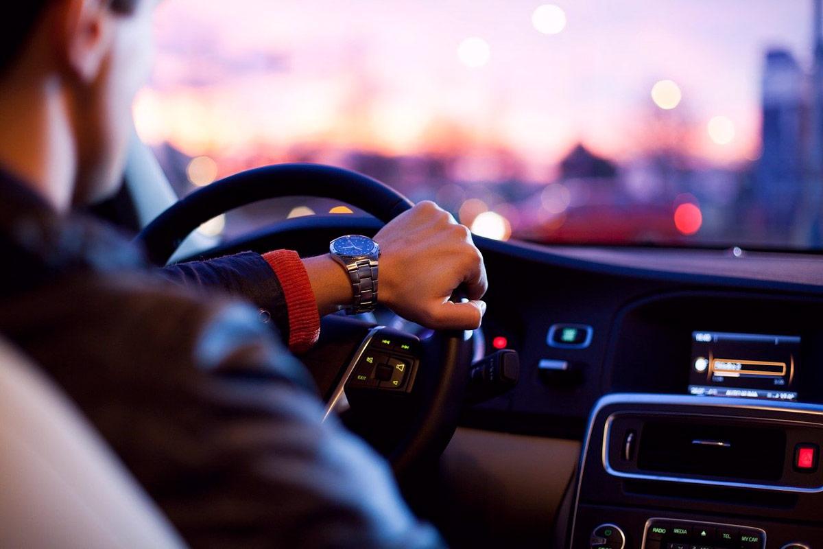 conducir buena visibilidad