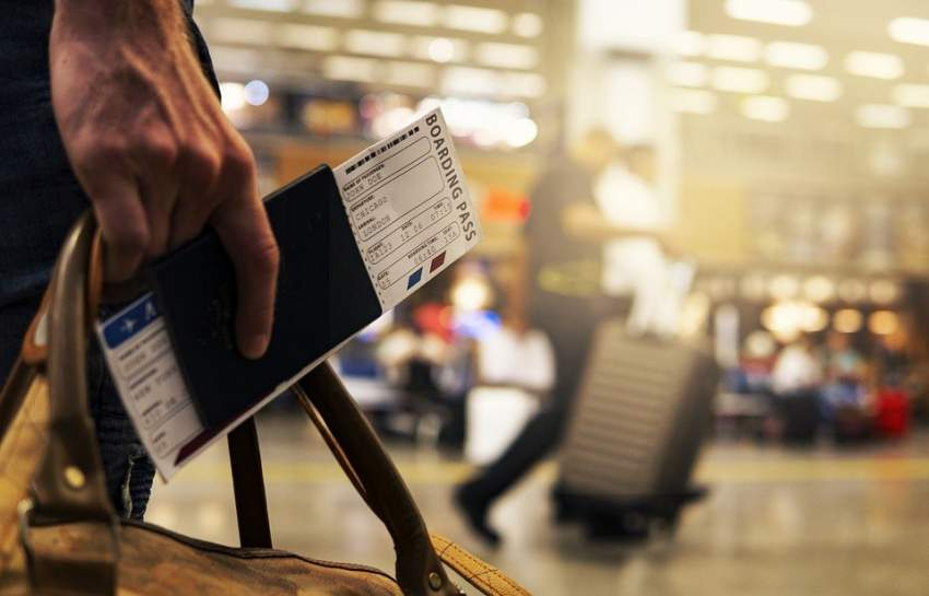 Pasaporte sanitario y viaje