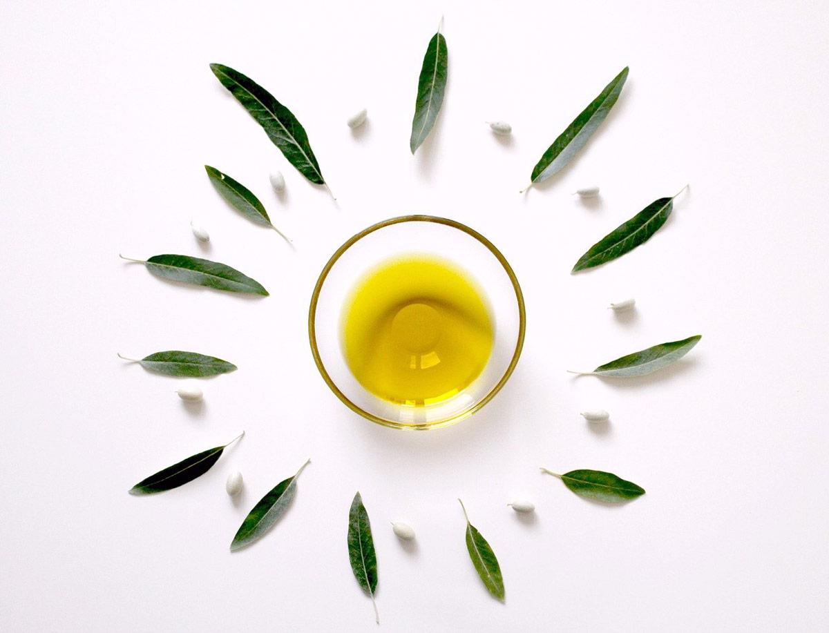 aceite oliva estrenimiento