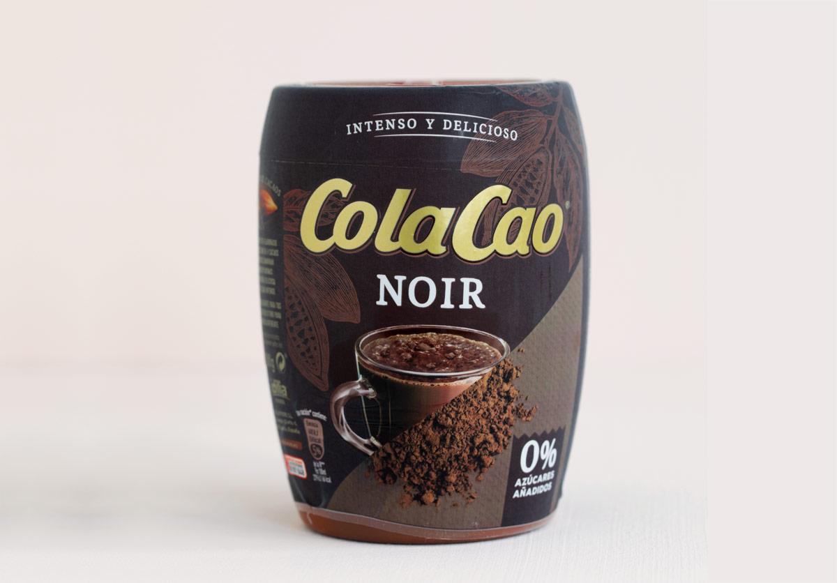 colacao noir ingredientes