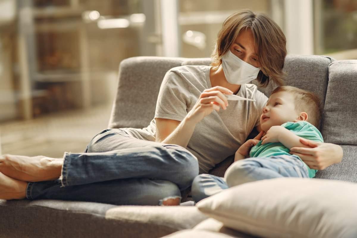 coronavirus fiebre