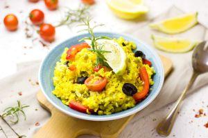 arroz receta