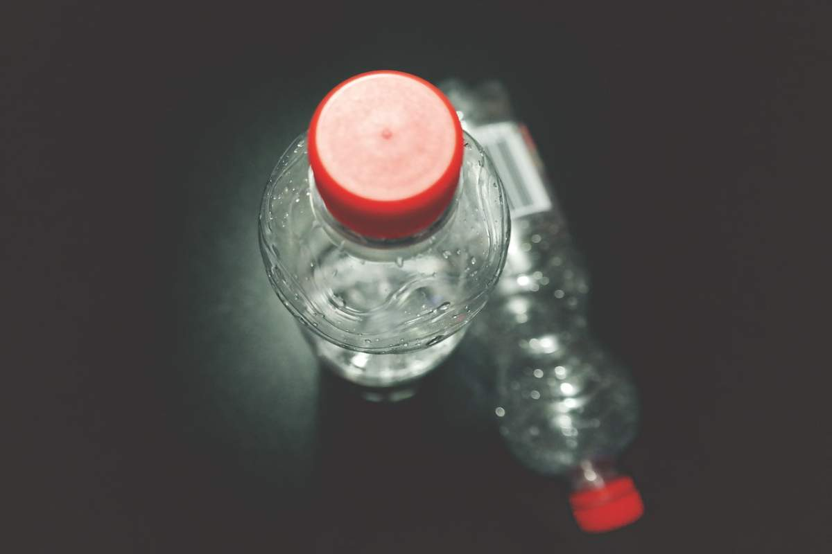 botella agua ecodiseño