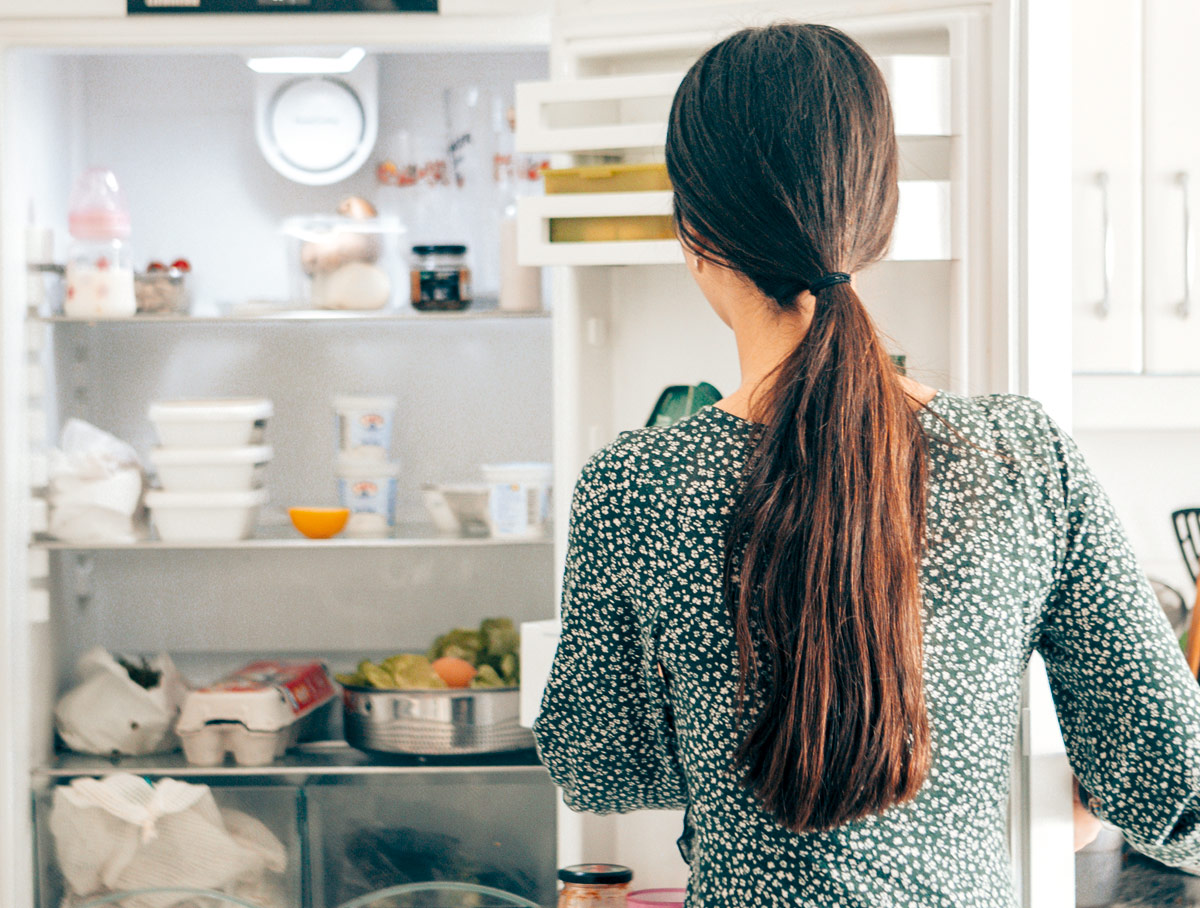 conservar alimentos en casa