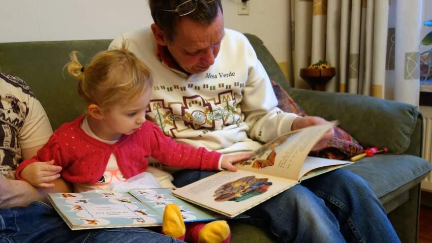 leer lectura nino