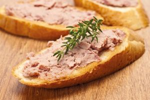 paté ingredientes