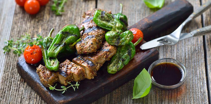 tipos de carne vegetal recetas