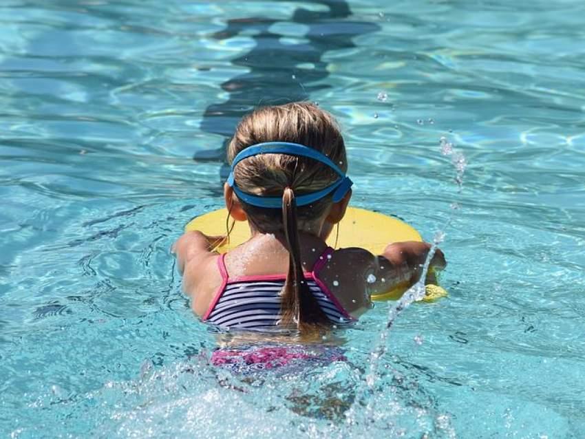 Alquiler de piscina