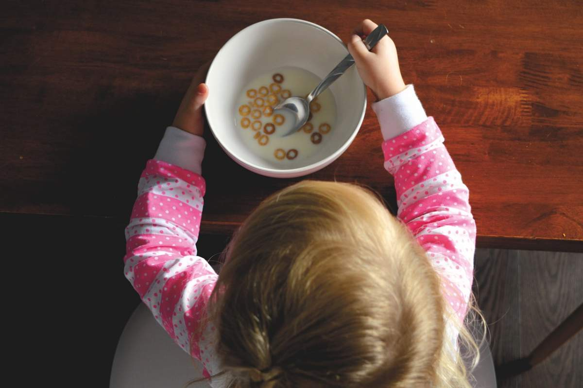 cereales obesidad infantil