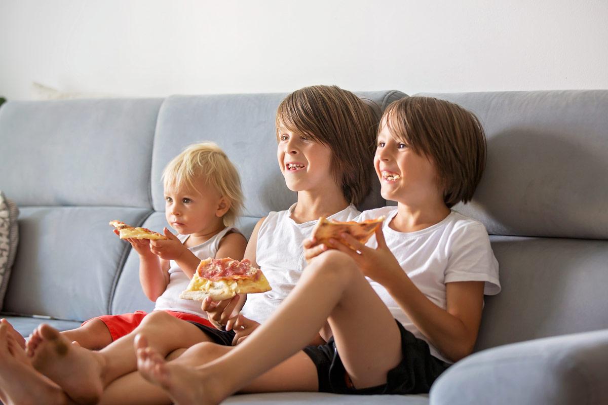 publicidad alimentos dirigida a ninos