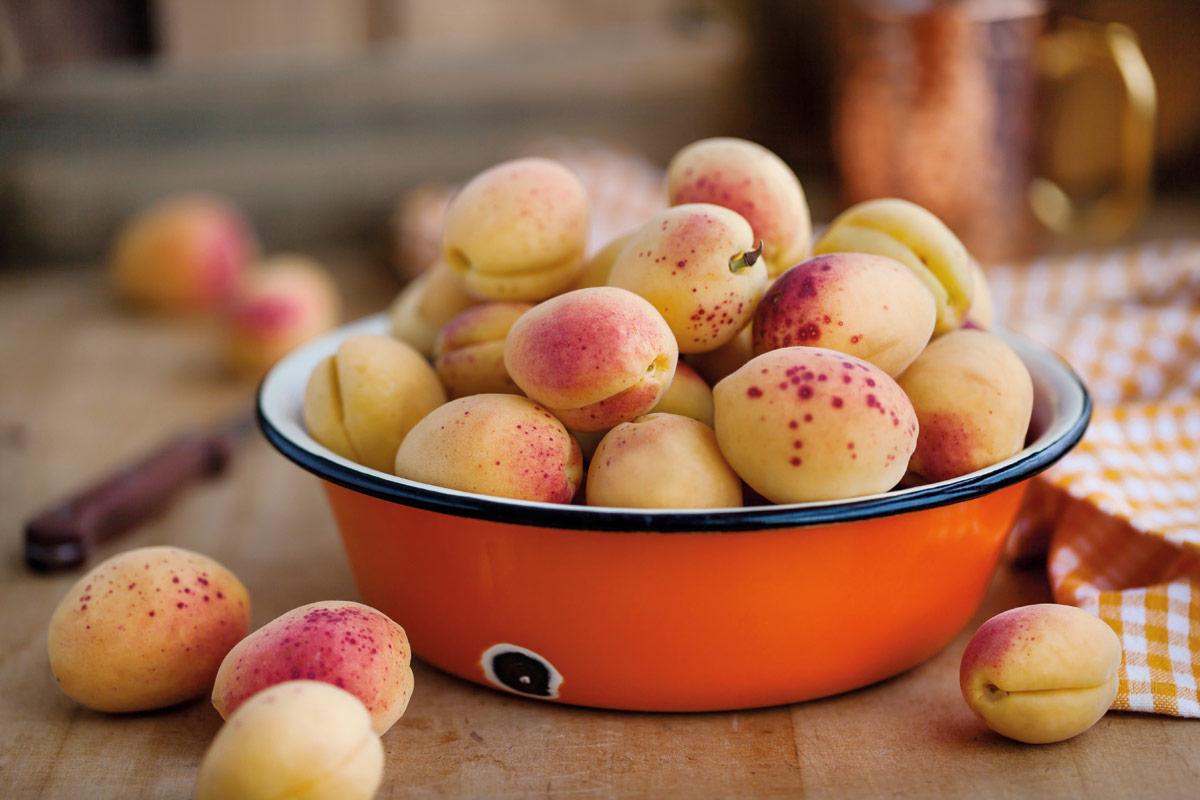 frutas con hueso no maduran