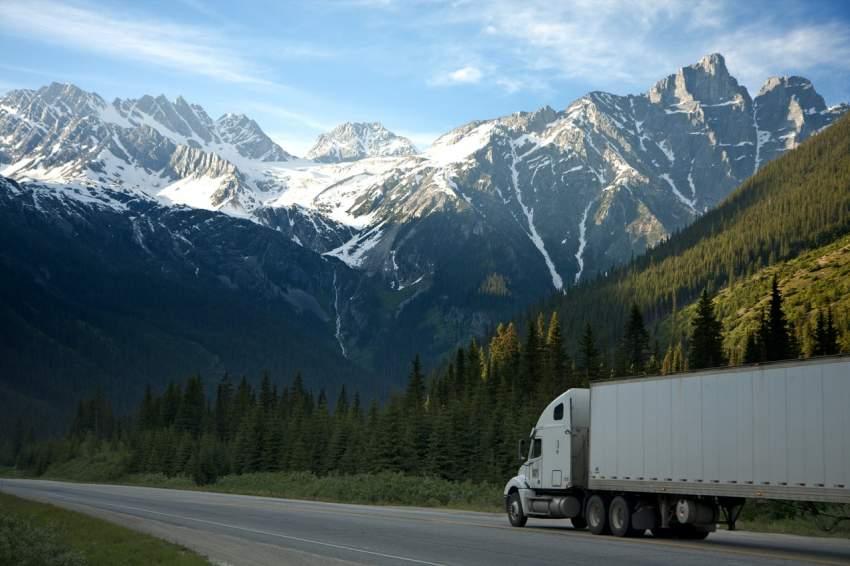 kilometro cero sostenibilidad camion