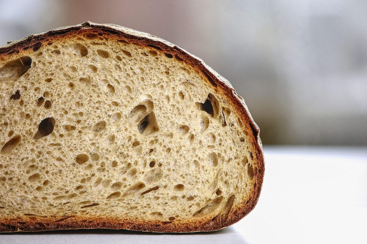 congelar pan precocido