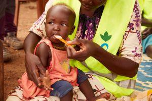 cifras mundiales desnutrición malnutrición