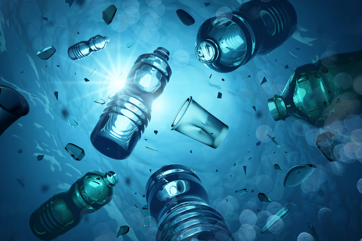 envases plásticos de alimentos contaminan