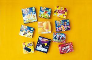 como elegir los mejores helados para niños