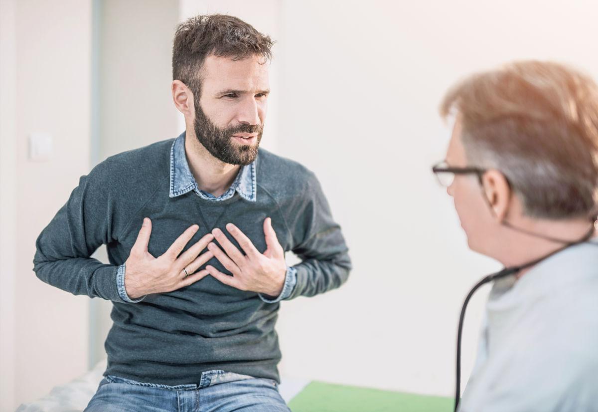 pulmones y corazón enfermedades relacionadas