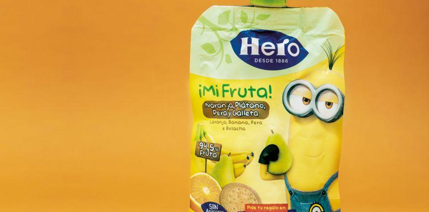 Hero Mi Fruta ingredientes