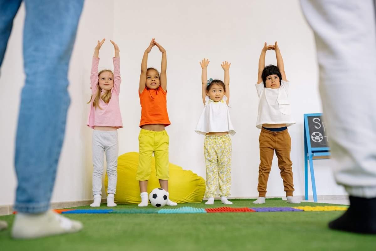 actividad fisica escuela