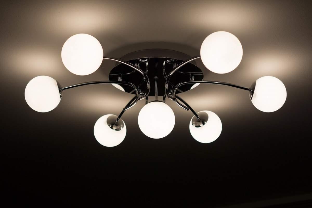 luz ahorro lampara