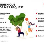 Razones por las que los niños deben hacer ejercicio
