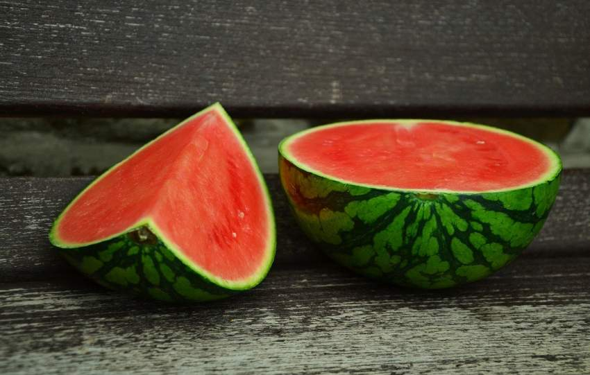 sandia fruta