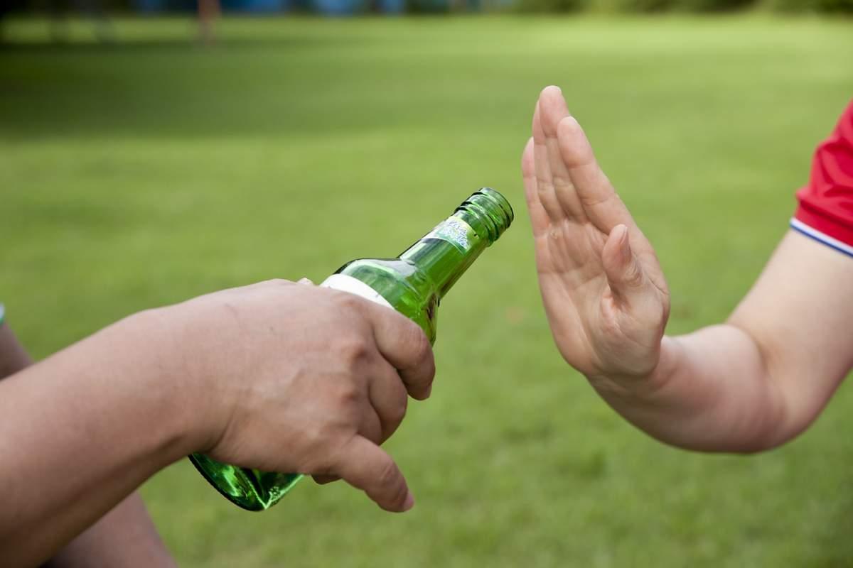 alcohol rechazar cancer