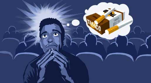 La adicción al tabaco nos hace esclavos