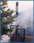 Recuperación de biogás