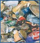 Residuos metálicos