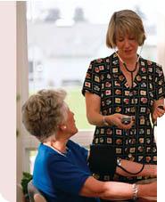 Niveles asistenciales de la geriatría