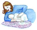 Posturas para dar de mamar
