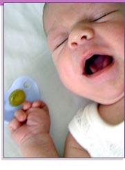 El cólico del primer trimestre o del lactante