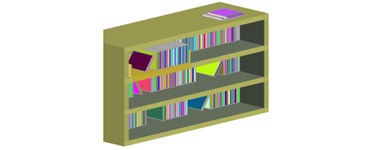 Info estanterias