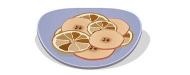 Apaintzeko frutari buruzko informazioa