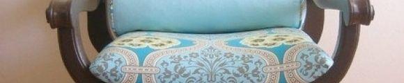 Silla tapizada gr