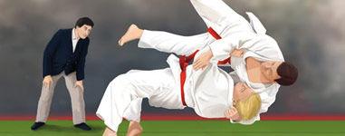 Azaleko judoaren informazioa