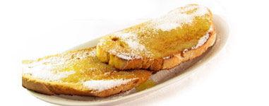 Pan azucar