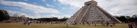 Piramide maya gr