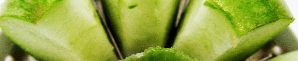 Manzana cortada gr