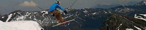 Salto esqui gr