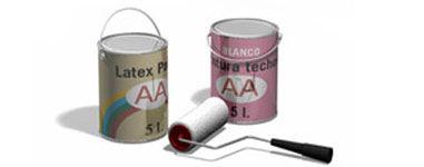 Info calculadora pintura